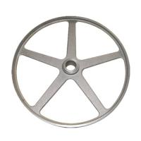 Buy cheap Wheel Ductile Cast Iron Dynamic Balance Machining Parts For Tractor Components product