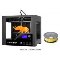 Buy cheap CNC Metal 3D Printing Machine , Black Rapid Prototype School 3D Printer from wholesalers