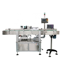 Buy cheap PLC SS304 25mm Essential Oil Bottle Labeling Machine from wholesalers