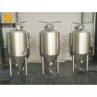 Buy cheap Brewpub Small Brewery Equipment , 2HL Beer Fermentation Nano Brewery Equipment from wholesalers