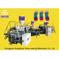 Buy cheap Four Color TPR Sole Sneaker Making MachineWith 20 Stations Four Injectors from wholesalers