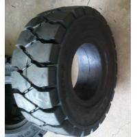 Buy cheap Pneumatic rubber Forklift Tyre / Solid Tyre For three wheel forklift from wholesalers