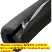 Buy cheap Self adhesive cut foam insulation pipe from wholesalers