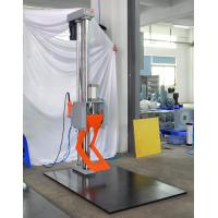 Buy cheap ISTA 1A 2A Package Drop Test Machine 85kg Payload with Base Size 100 x 150 cm from wholesalers