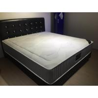 Quality Healthy Pocket Spring Roll Up Bed Mattress Single Double Queen King Size Available for sale