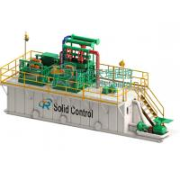 Buy cheap 1000GPM Drilling Mud Recycling System 20000KG for Well Drilling from wholesalers