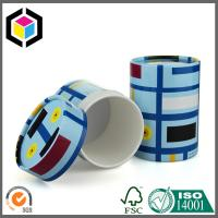Buy cheap Glossy CMYK Full Color Print Paper Tube; Interior White Cosmetics Paper Tube from wholesalers