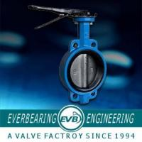 Buy cheap DN40-800 Wafer Butterfly Valve.Centerline Lug Butterfly Valve from wholesalers