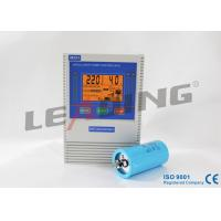 Plastic Box Automatic Submersible Pump Controller , Water Pump Controller For Overhead Tank