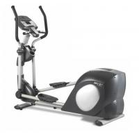 Buy cheap 8 Solt Belt Stationary Cycling Bike Exercise Machine , Fitness Exercise Bike Black from wholesalers