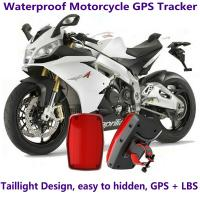 Buy cheap GPS304 Waterproof Motorcycle GSM GPRS GPS Tracker LBS Locator 9~40V Support Alarm Siren from wholesalers