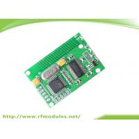 Buy cheap Integrated 10MW Low Power RF Module 433mhz RF Transmitter And Receiver Module from wholesalers