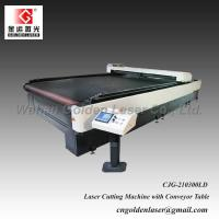 Buy cheap Large Area Nylon Fabric Cutting Machine from wholesalers