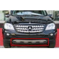 Buy cheap Mercedes-Benz ML350 / W164 Auto Body Kits Stainless Steel Bumper Protector from wholesalers