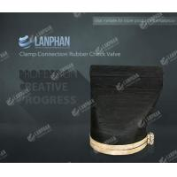 Buy cheap Lanphan Clamp Connection Rubber Check Valve with competitive price from wholesalers