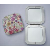Buy cheap Foldable mini mirror, promotional pocket mirror product