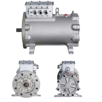 Buy cheap Oil Cooling 250KW IP54 Brushless Motor Permanent Magnet Generator from wholesalers