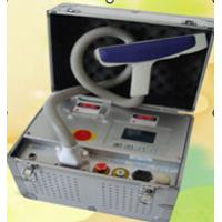 Buy cheap Handle design Q-switch nd:yag Laser Tattoo Removal pigment birthmark removal from wholesalers