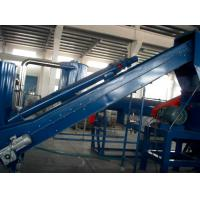 Buy cheap Stainless Steel Plastic Recycling Machine PE Film Crushing Washing Drying from wholesalers