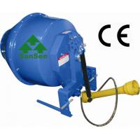China PTO Cement Mixer for Tractor on sale