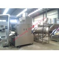 Buy cheap Food Grade Puffed Corn Flake Production Line Tablet Press Machine High Efficiency from wholesalers