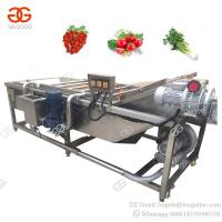 Buy cheap Factory Price Air Bubble Food Cleaning Fruit Washing Vegetable Blanching Machine from wholesalers