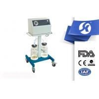 Buy cheap Diaphragm Mobile Electric Suction Machine , Portable Medical Suction Units from wholesalers