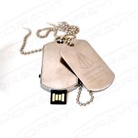 Quality 4GB 8GB Flexible Metal USB Flash Drive, Ball Key Chain USB Flash Stick with Data Loading for sale