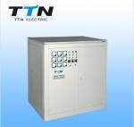 Buy cheap SBW-F 500kvA three phase voltage regulators  servo motor regulation stability avrs price from wholesalers