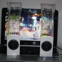 China Large water dancing speakers led water fountain speaker on sale