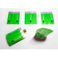 Comercial Green PVC Shrink Film , Heat Shrinkable Packaging Label