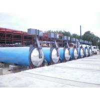Buy cheap Saturated Steam Wood Chemical Autoclave / Wood Block Machine , High Temperature product