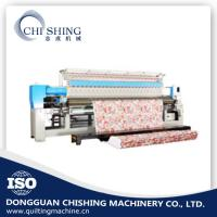 Buy cheap 22 Head Computerized Embroidery Machine 76.2mm Needle Distance For Beddings from wholesalers
