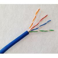 Buy cheap Indoor Outdoor 4 Pair Twisted Shielded Cable , UTP / FTP Ethernet Cable from wholesalers