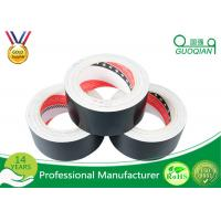 Buy cheap Black Duct Tape Waterproof , Heat Resistant Duct Tape Custom 70 Mesh from wholesalers