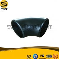 Buy cheap ASTM A234 WPB ASTM A420 WPL6 Carbon Steel Butt Welding 90 Degree SR Elbow from wholesalers