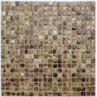 Buy cheap House Decoration Strip Glass Mosaic from wholesalers