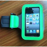 Buy cheap Velcro neoprene running sport gym armband case 3.5mm cycling pouch for iphone 5,galaxy 5 from wholesalers