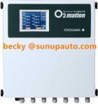 Buy cheap Yokogawa Gas Analyzers Model ZR22 AV550G Multi Channel Zirconia Oxygen Gas Analyzer System Averaging Converter from wholesalers