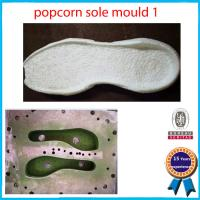 Buy cheap Popcorn Material Sports Shoe Sole Mold High Strength Stable Performance from wholesalers