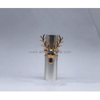 Buy cheap Novelty Lipstick case with Ring Decoration custom lipstick shell lipstick shell from wholesalers