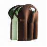 Buy cheap 6-pack brown neoprene bottler cooler from wholesalers