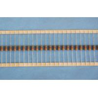 Buy cheap Mini 2.2K Ohm 1 / 2W Carbon Film Resistor E24 5% With Taping Packing from wholesalers