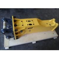 Buy cheap Box Type Hydraulic Jack Hammer Backhoe Loader Mounted Reliable Quality from wholesalers