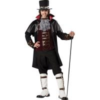Buy cheap 2016 costumes wholesale high quality fancy dress carnival sexy costumes for halloween party Steampunk Vampire product