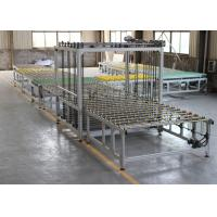 Buy cheap Toughened Glass Transfer and Turning System With Store Machine For Glass Storage from wholesalers