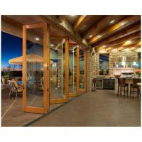 Buy cheap European newest of aluminum folding door from wholesalers