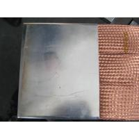 Buy cheap High Conductivity Flat Copper Strip Flexible Braided Connector product