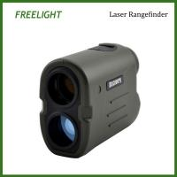 Buy cheap 1000m Golf Pin seeking Laser Range Finder portable speed sensor range finder from wholesalers