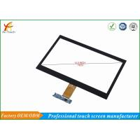 Buy cheap Custom Advertising Touch Screen Panel , 14 Inch Multi Touch Screen Overlay Kit from wholesalers